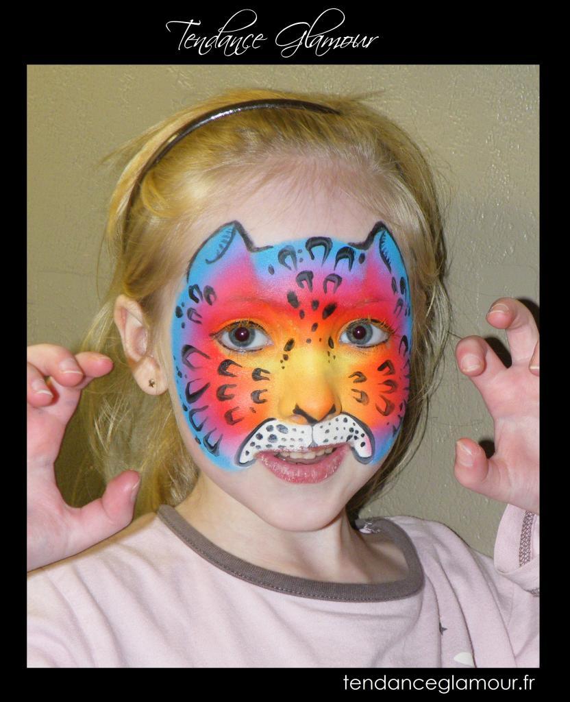 Leopard multicolor